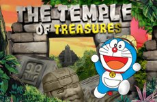 Juego Doraemon the temple of treasures