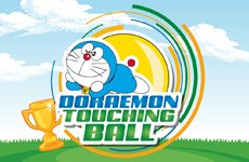 Juego Doraemon touching ball