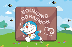 Juego Bouncing Doraemon