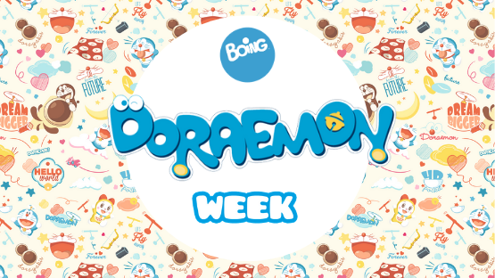 Doraemon Week en Boing
