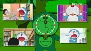 episodio especial Doraemon